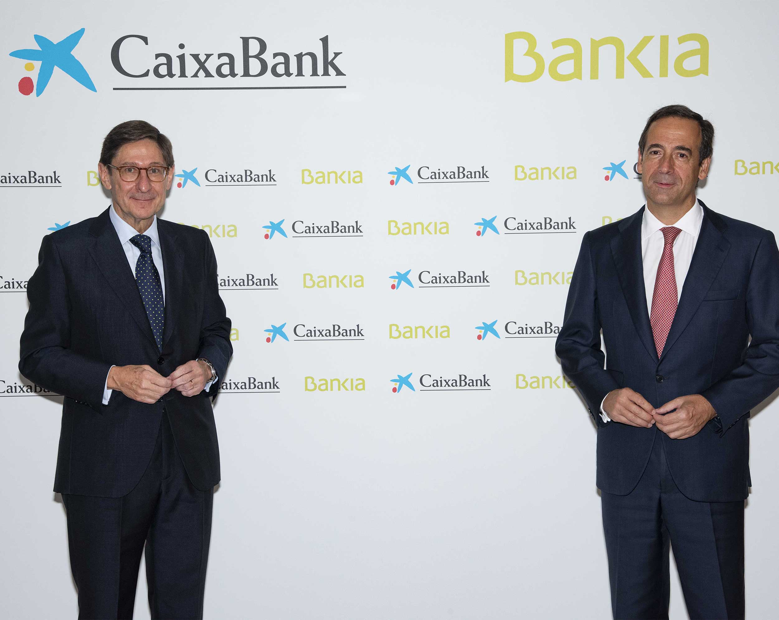Caixa Bankia merger will create Spain's largest bank at a time when consolidation is necessary for survival